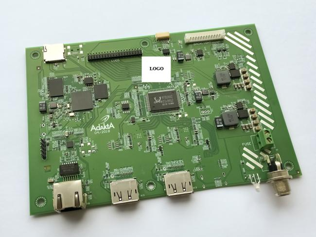 imx6 Video controller board